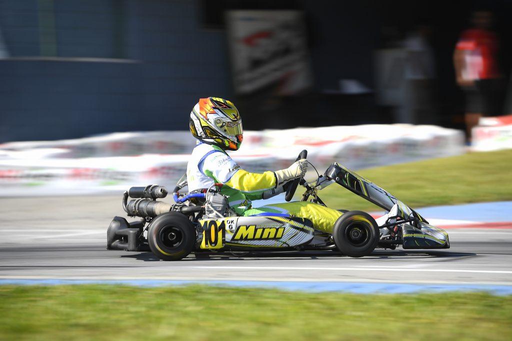 Photo of Kart – Mateus Barella iniciou forte preparação em Cascavel visando pódios no Campeonato Brasileiro