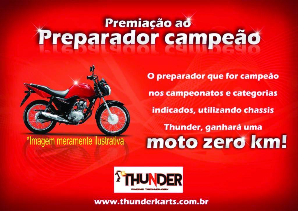 Photo of Kart – Thunder premiará preparadores campeões em três eventos do kartismo brasileiro