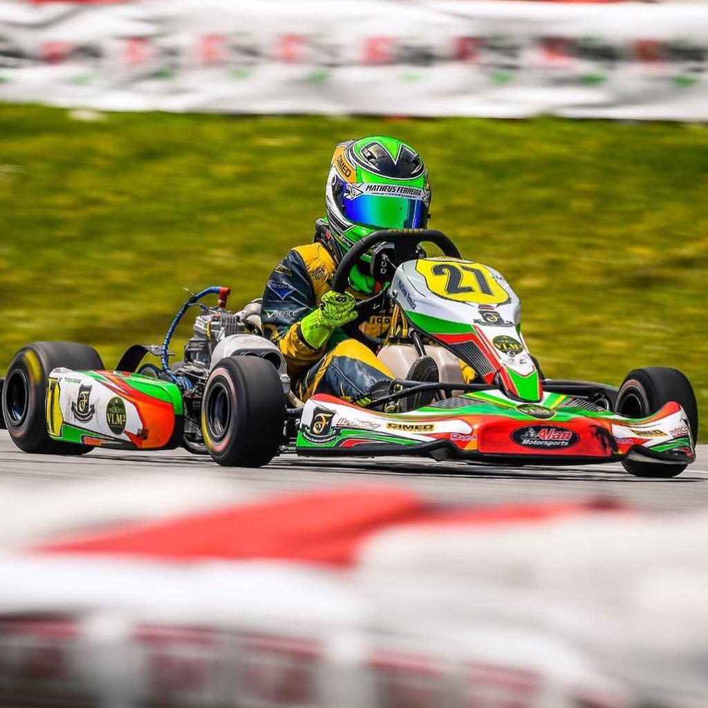Photo of Kart – Matheus Ferreira abre sua primeira temporada completa no kartismo europeu em Adria na Champions Cup