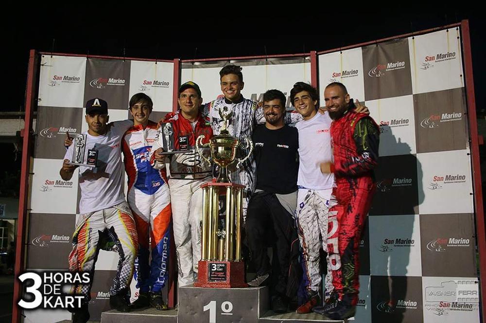 Photo of kart – Thunder comemora dupla vitória nas 3 Horas de Paulínia
