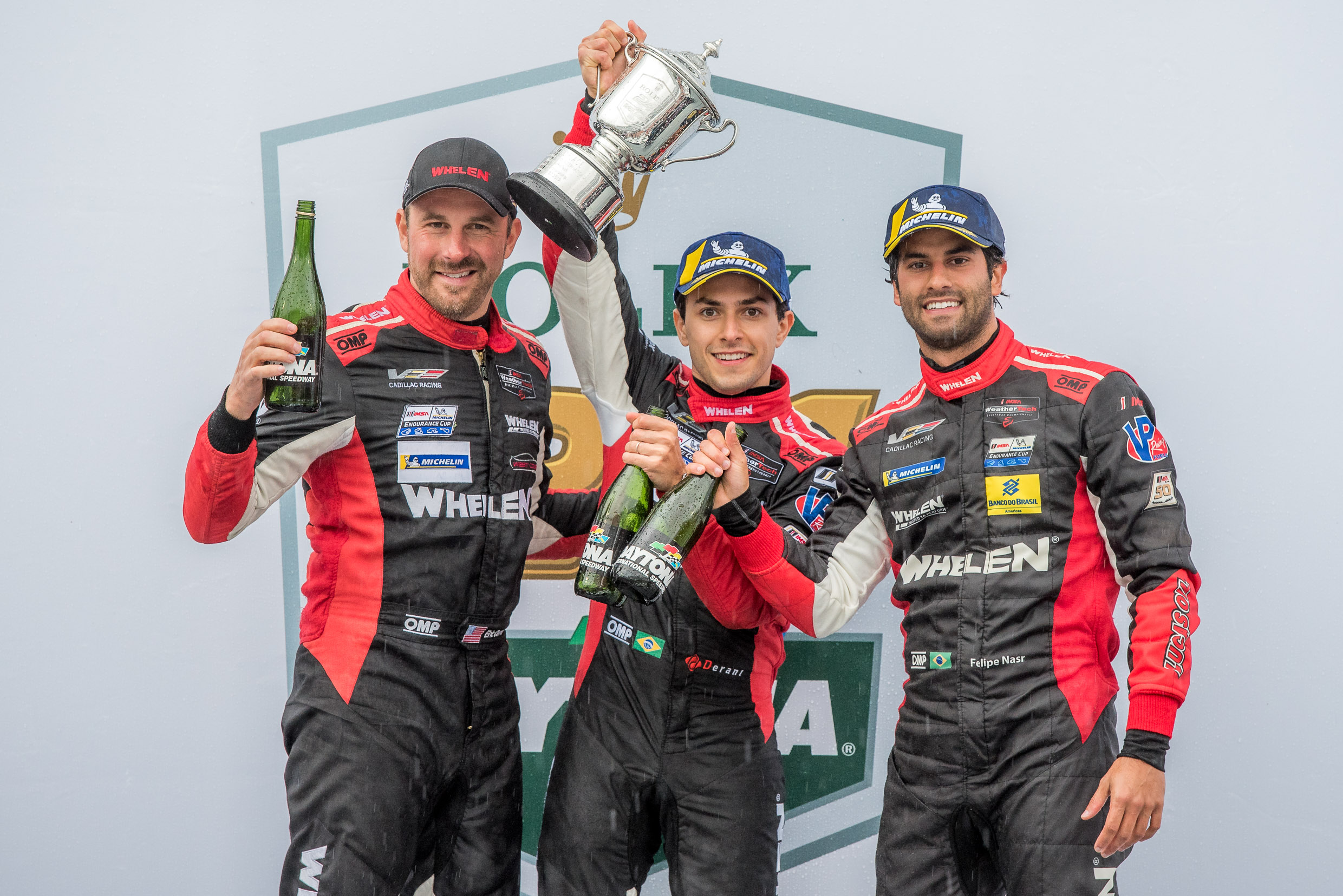 Photo of Endurance – Nasr, Derani e Curran destacam condições difíceis na conquista do pódio nas 24 Horas de Daytona