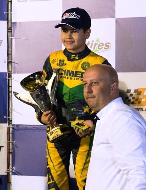 Photo of Kart – Matheus Ferreira estreia na categoria OK Júnior em equipe chefiada por campeão mundial de kart
