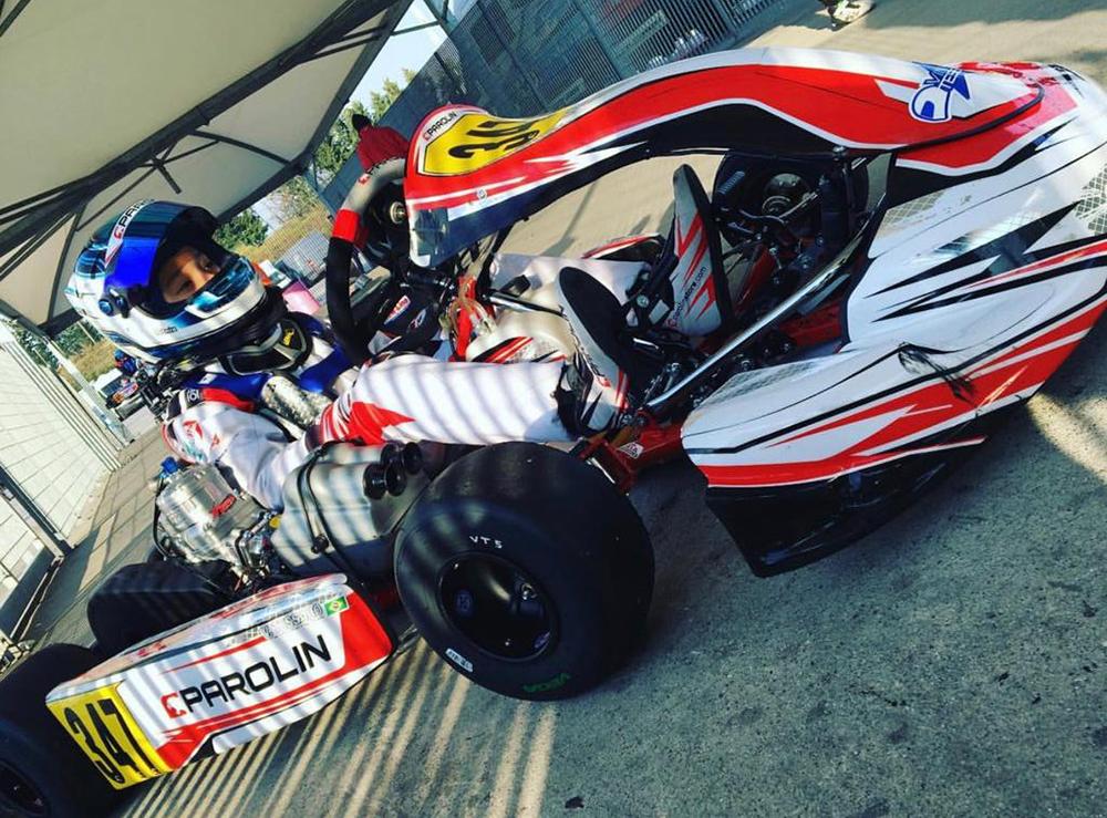 Photo of Kart – Vinícius Tessaro teve estreia promissora como piloto oficial da Parolin na Europa