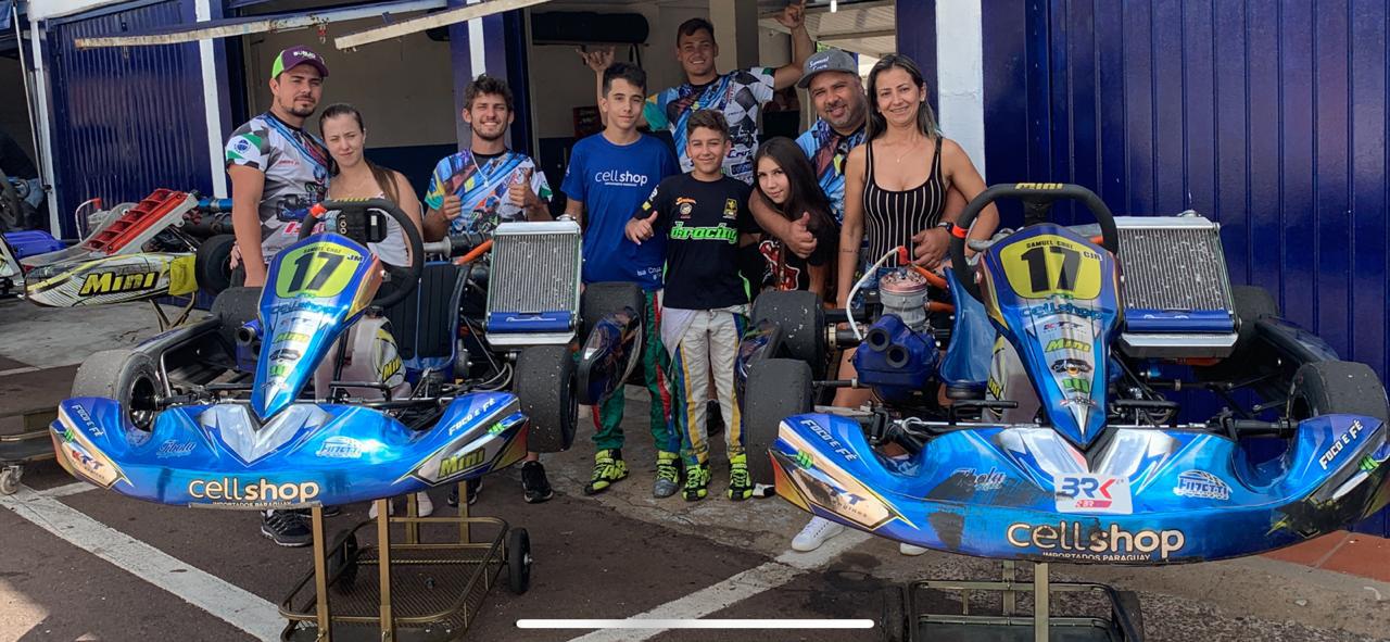Photo of Kart – Destaque em 2018, Samuel Cruz treina de forma intensa visando sua estreia em nova categoria