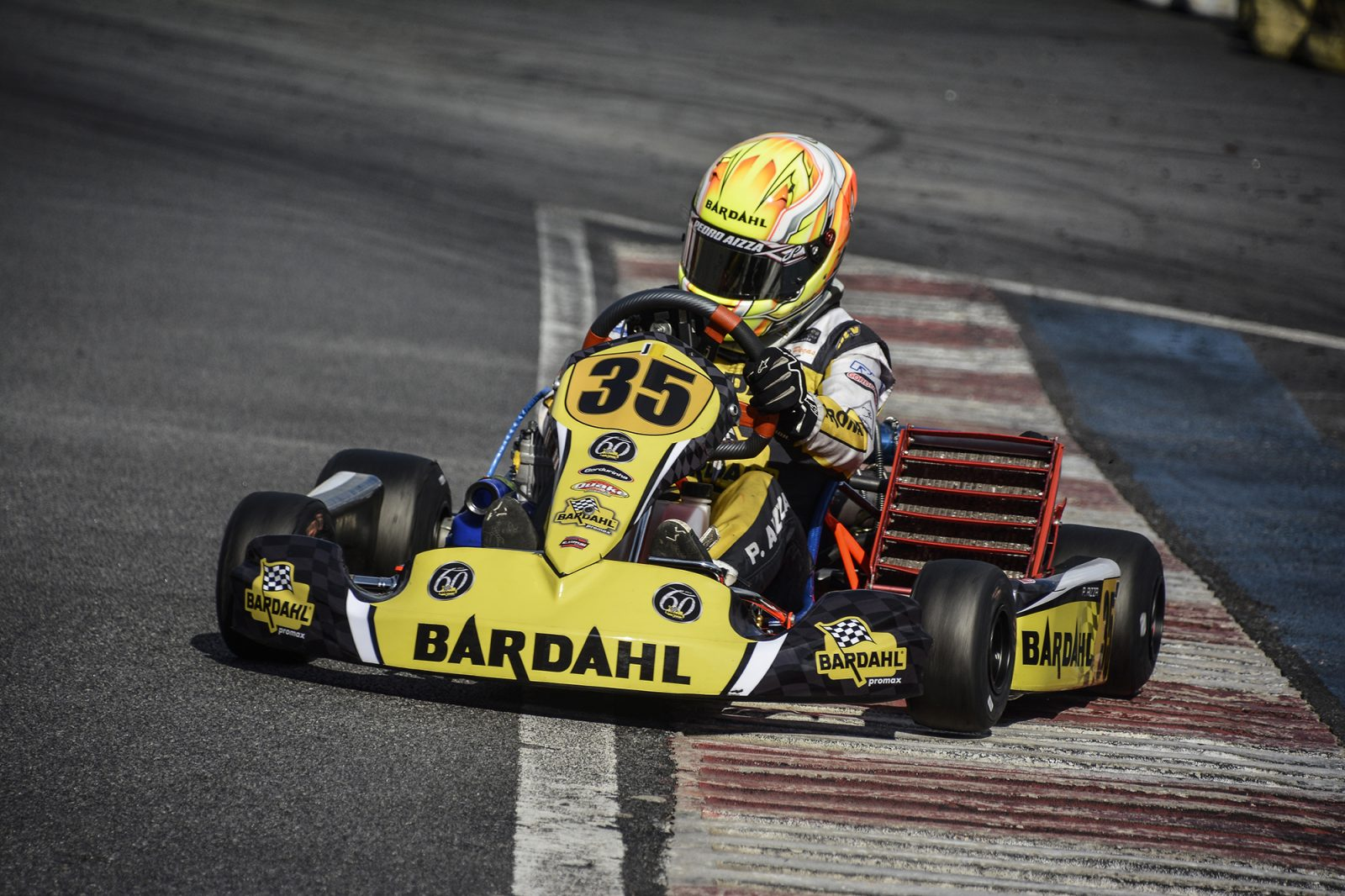 Photo of Kart – Pedro Aizza disputa 1ª etapa da Copa SP Light em Interlagos