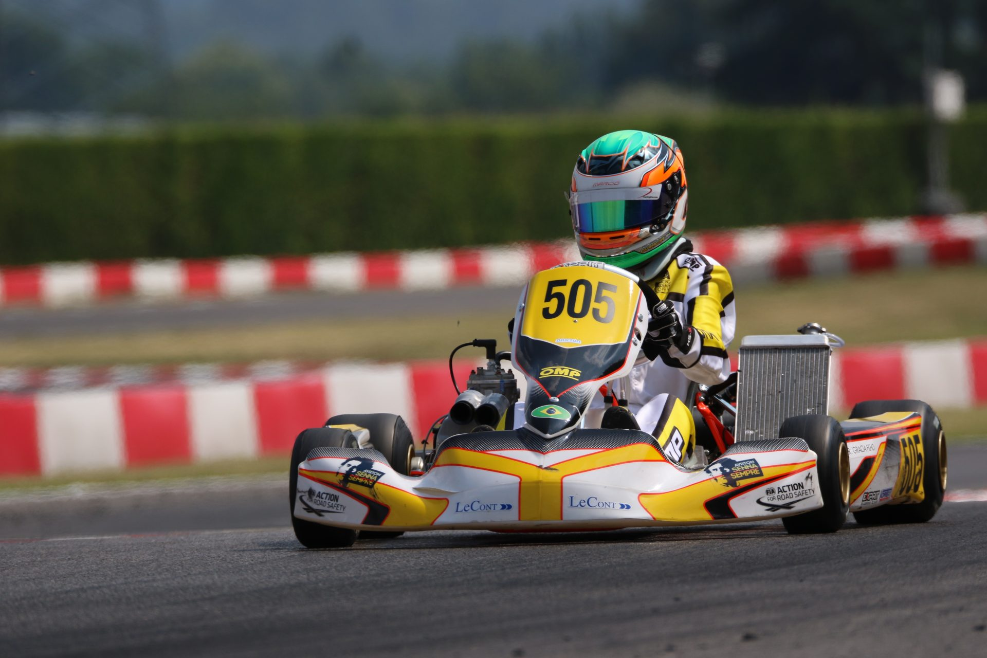 Photo of Kart – Anunciado como piloto Parolin na Europa, Ricardo Gracia estreia em 2019 no Paulista Light de Kart