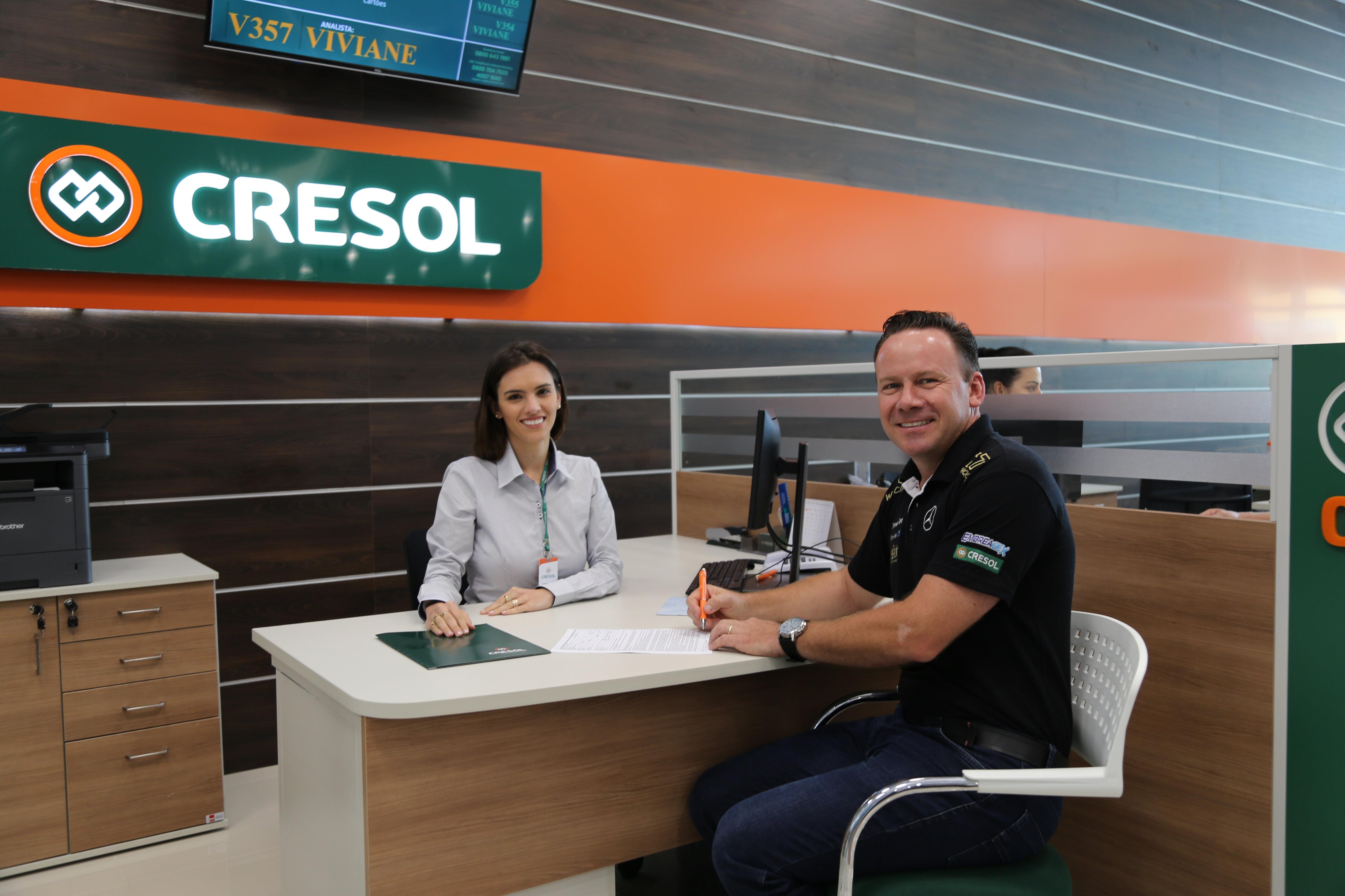 Photo of Truck – Cresol e Unimed serão parceiras de Wellington Cirino na Copa Truck