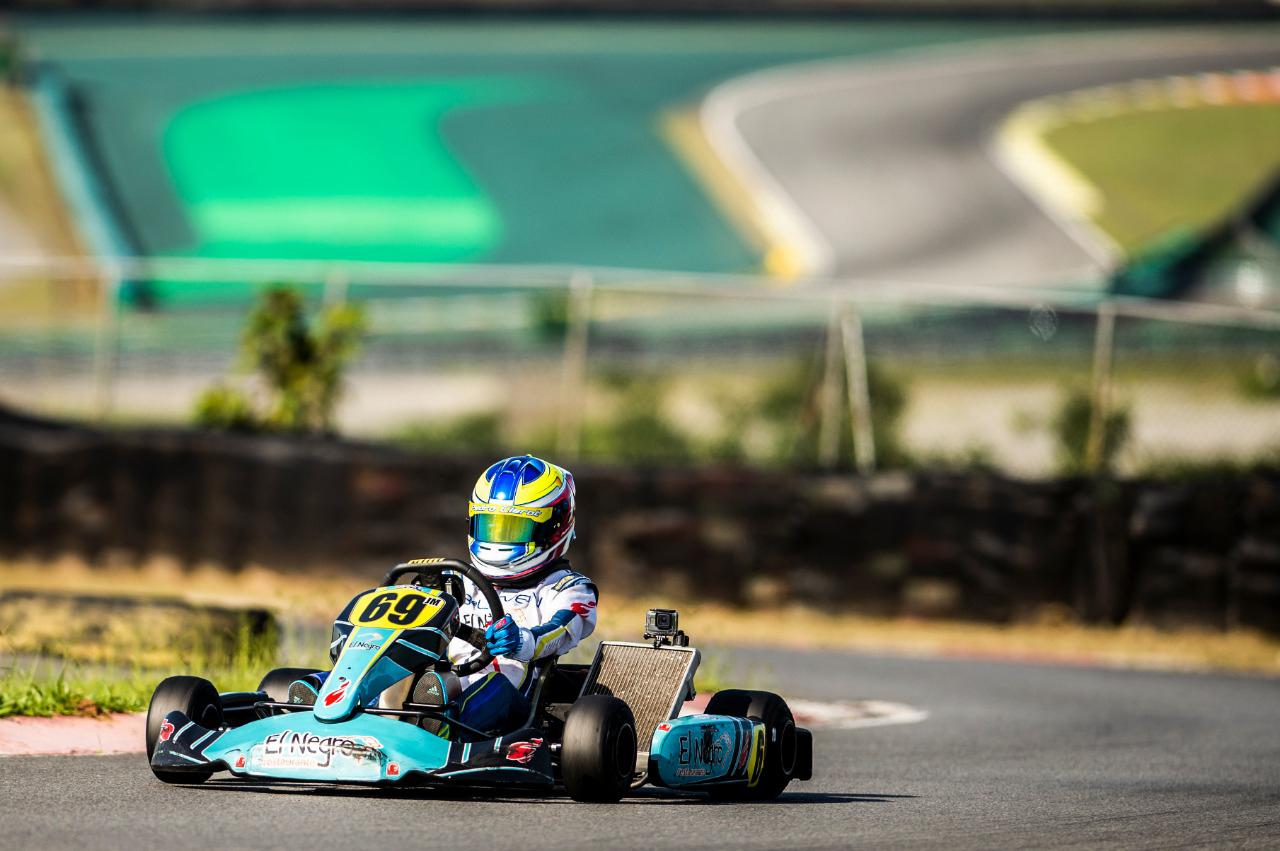 Photo of Kart – Pedro Clerot conquistou pódio após liderar em sua estreia na Copa São Paulo Light de Kart