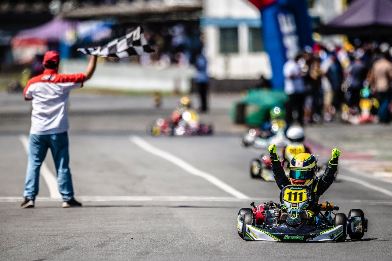 Photo of Kart – Augustus Toniolo estreia no Paulista Light de Kart como vice-campeão da etapa em Interlagos