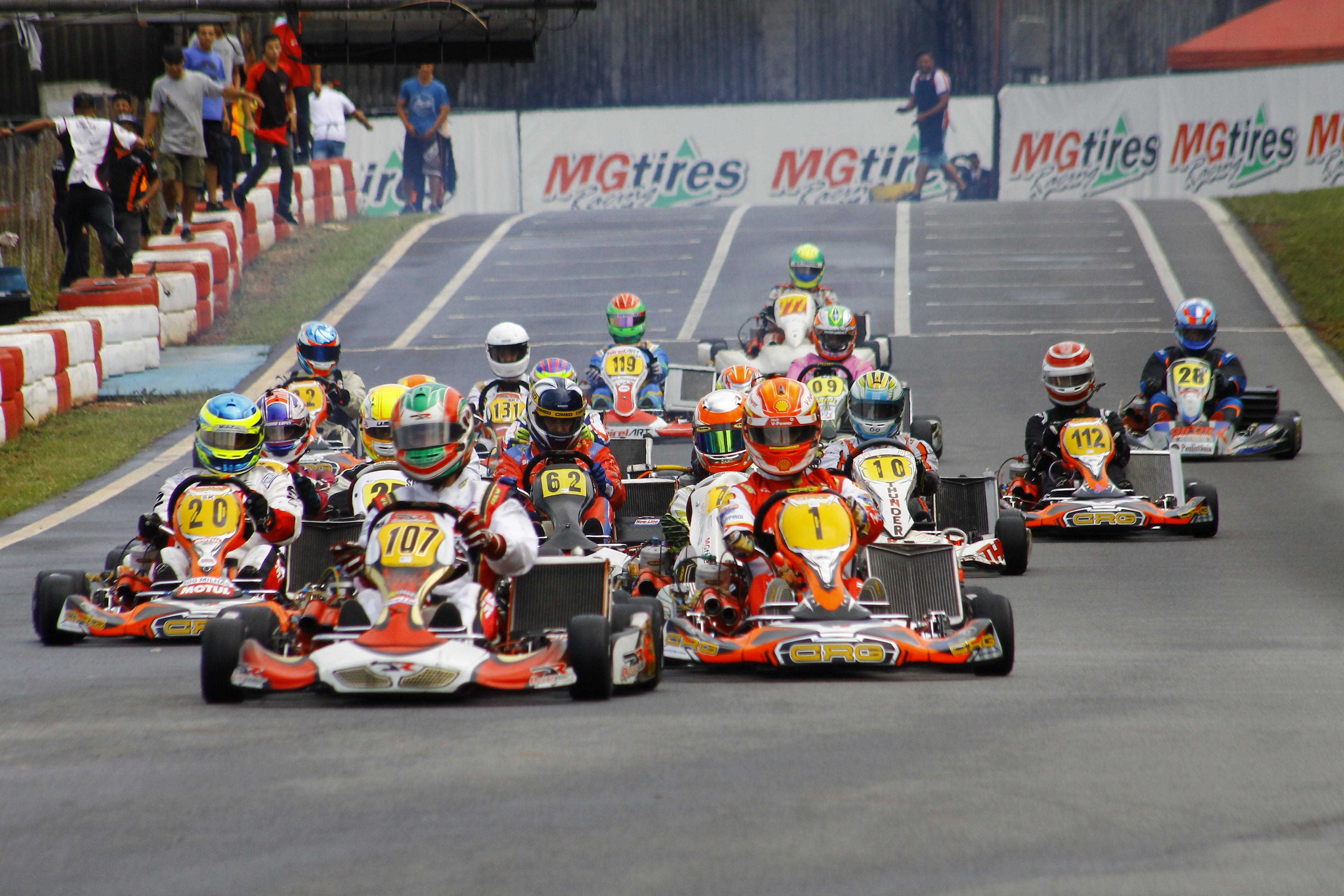 Photo of Kart – Com novidades para 2019, Copa São Paulo de Kart começa neste sábado no Kartódromo Granja Viana