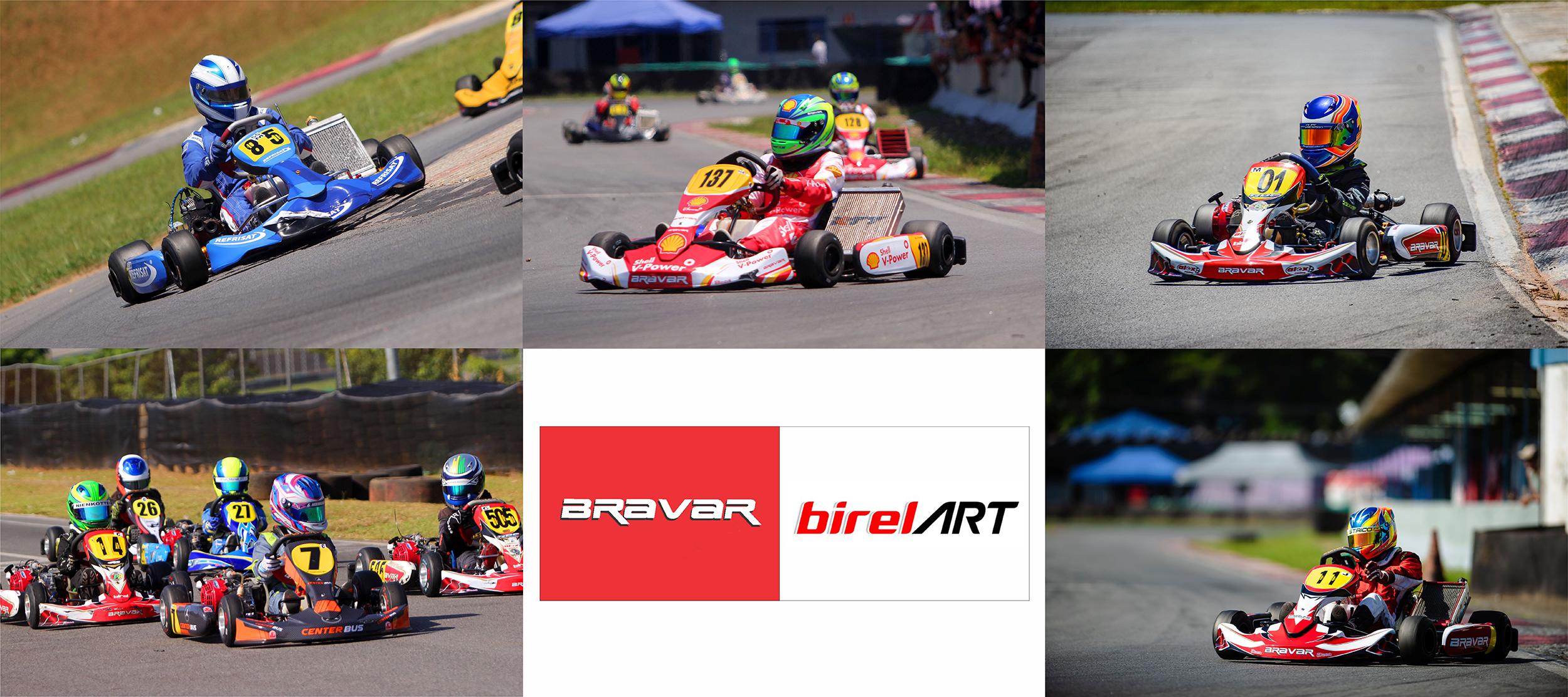 Photo of Kart – Bravar iniciou a temporada com poles, vitórias e liderança na Copa São Paulo Light de Kart