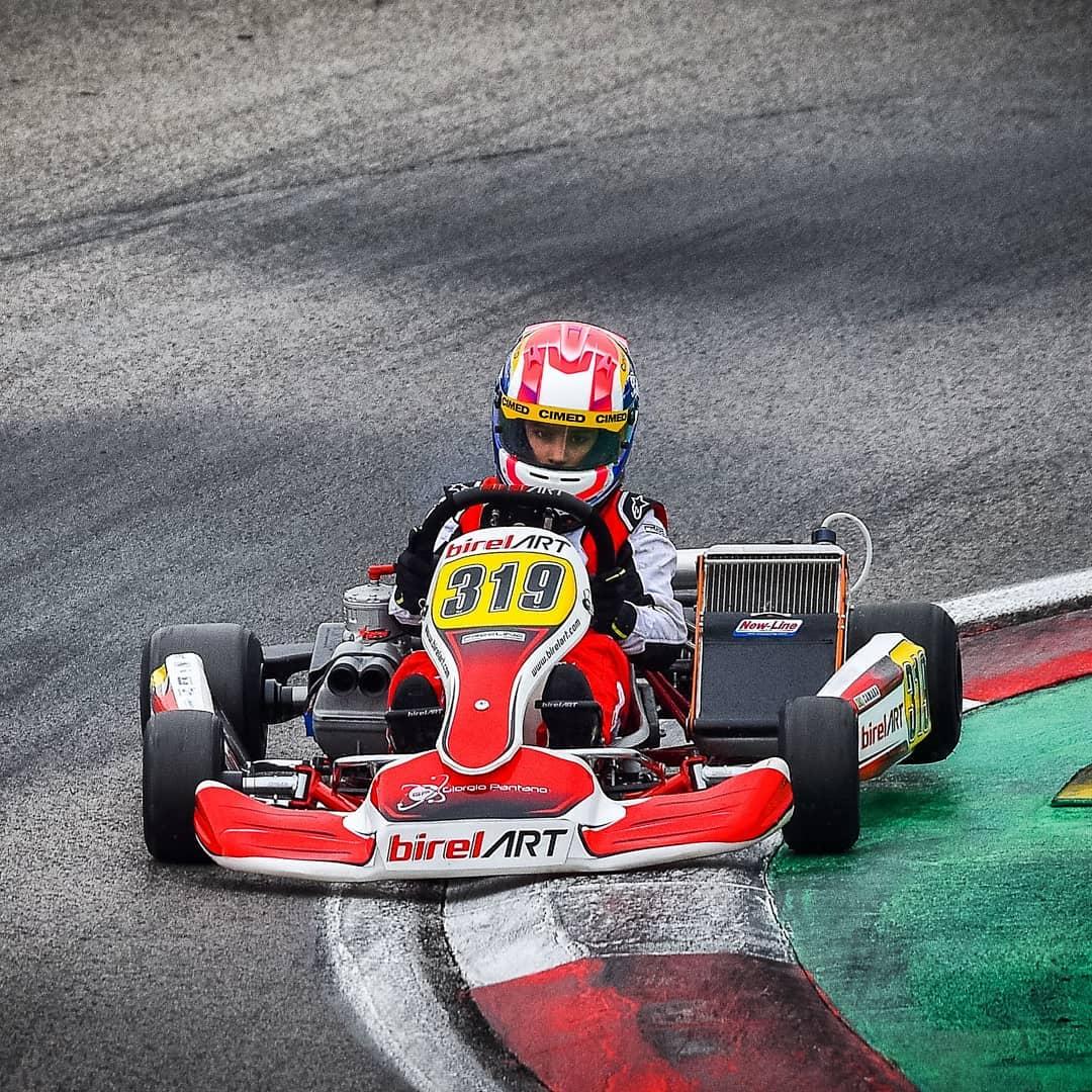 Photo of Kart – Após vitória no WSK, Rafael Câmara busca novo pódio na Europa: agora, no Winter Cup em Lonato