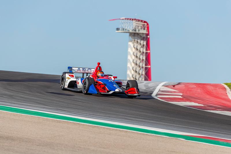 """Photo of Indy Car – Matheus Leist encerra pré-temporada da Indy com """"testes produtivos"""" com AJ Foyt no Texas"""
