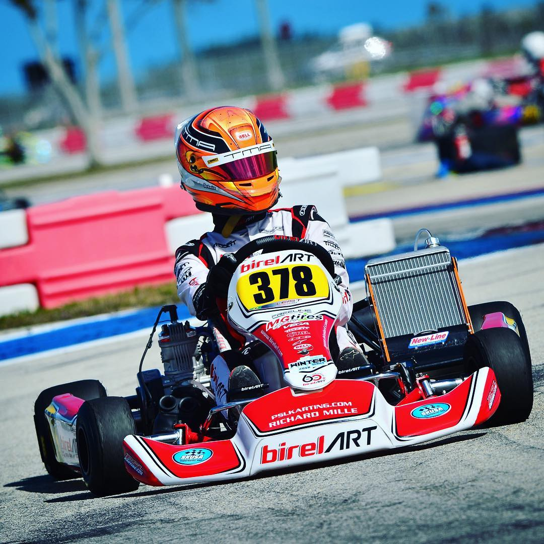 Photo of Kart –  Arthur Leist é o mais rápido em treinos livres do Florida Winter Tour