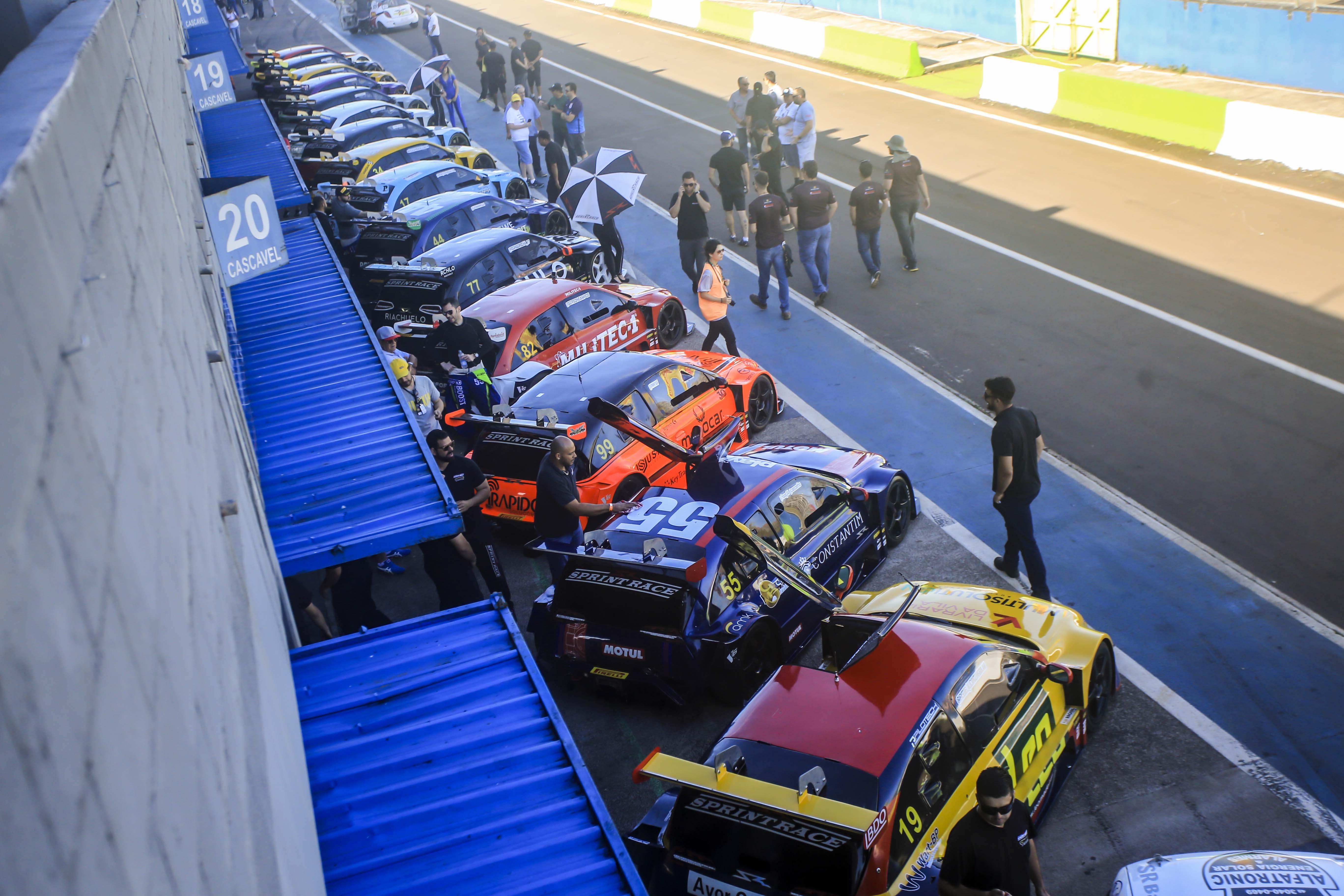 Photo of Sprint Race – Dupla nova na GP e atual campeão da PRO estão confirmados para a edição 2019