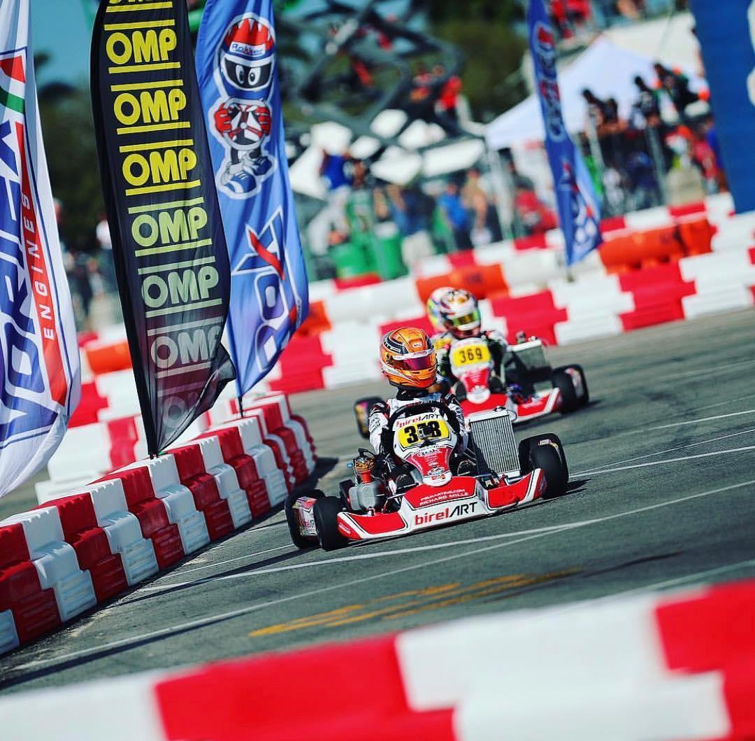 Photo of Kart – Arthur Leist conquista mais um pódio e segue na disputa do título do Florida Winter Tour