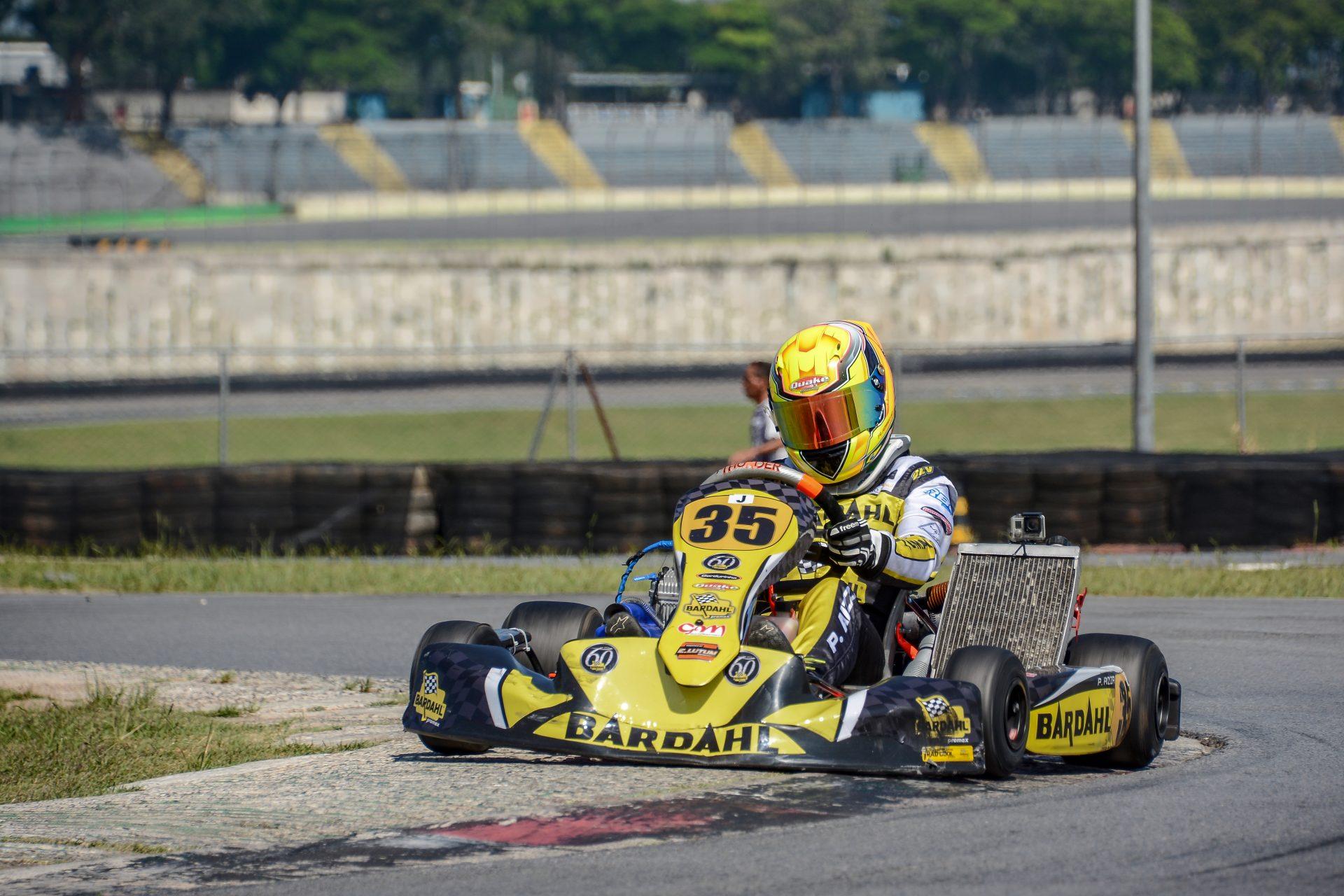 Photo of Kart – Copa Interlagos de Kart: Pedro Aizza disputa 1ª etapa da competição que estreia neste sábado