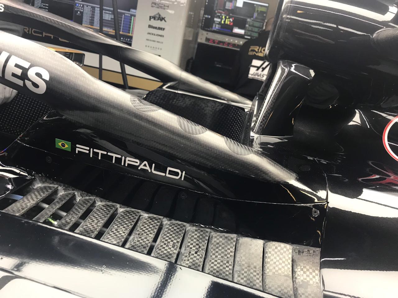 """Photo of F1 – Aparição """"surpresa"""" de Pietro Fittipaldi marca dia de testes da pré-temporada da F1 em Barcelona"""