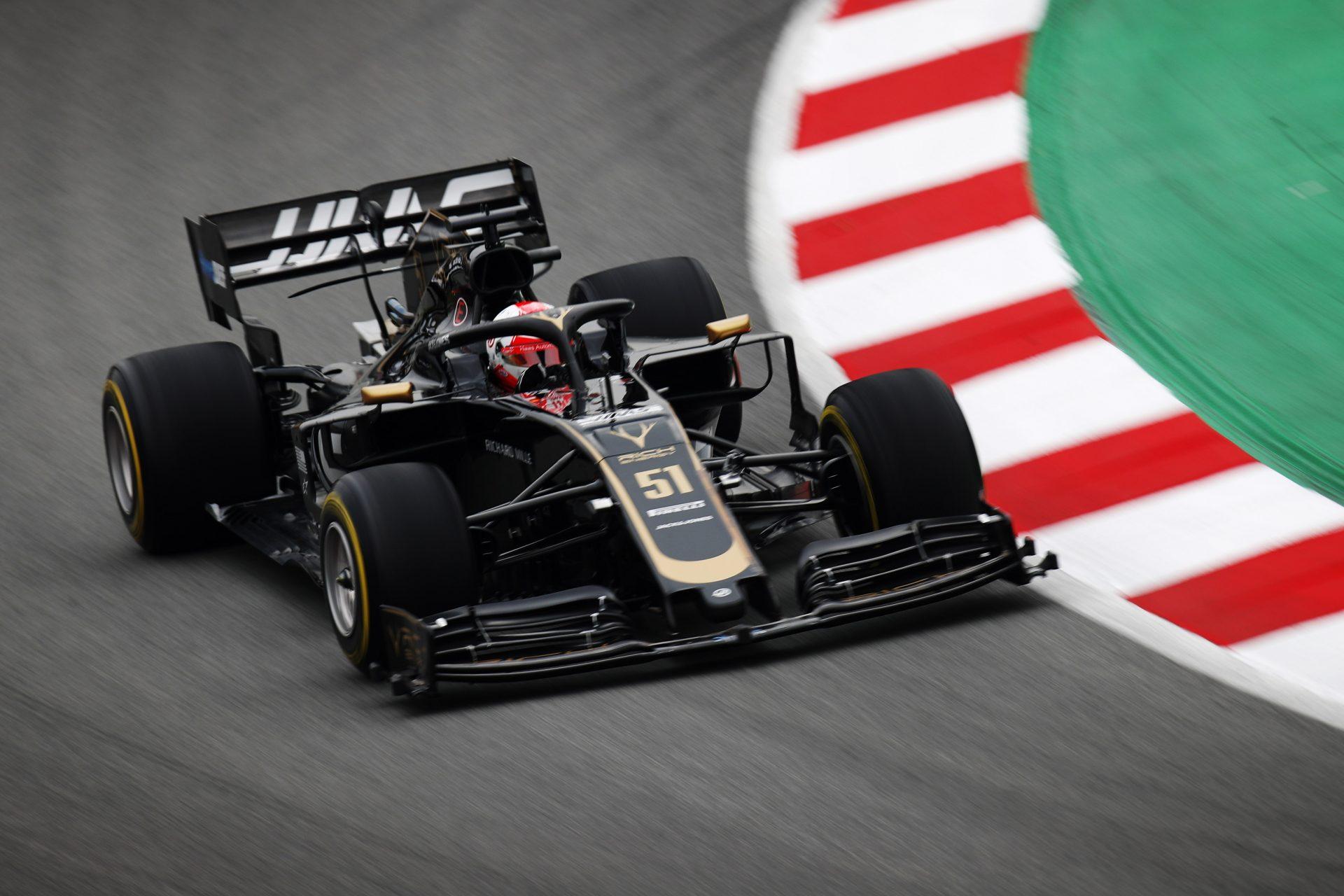 Photo of F1 – Pelo bom desempenho nos testes em Barcelona, Pietro Fittipaldi recebe elogios da equipe Haas