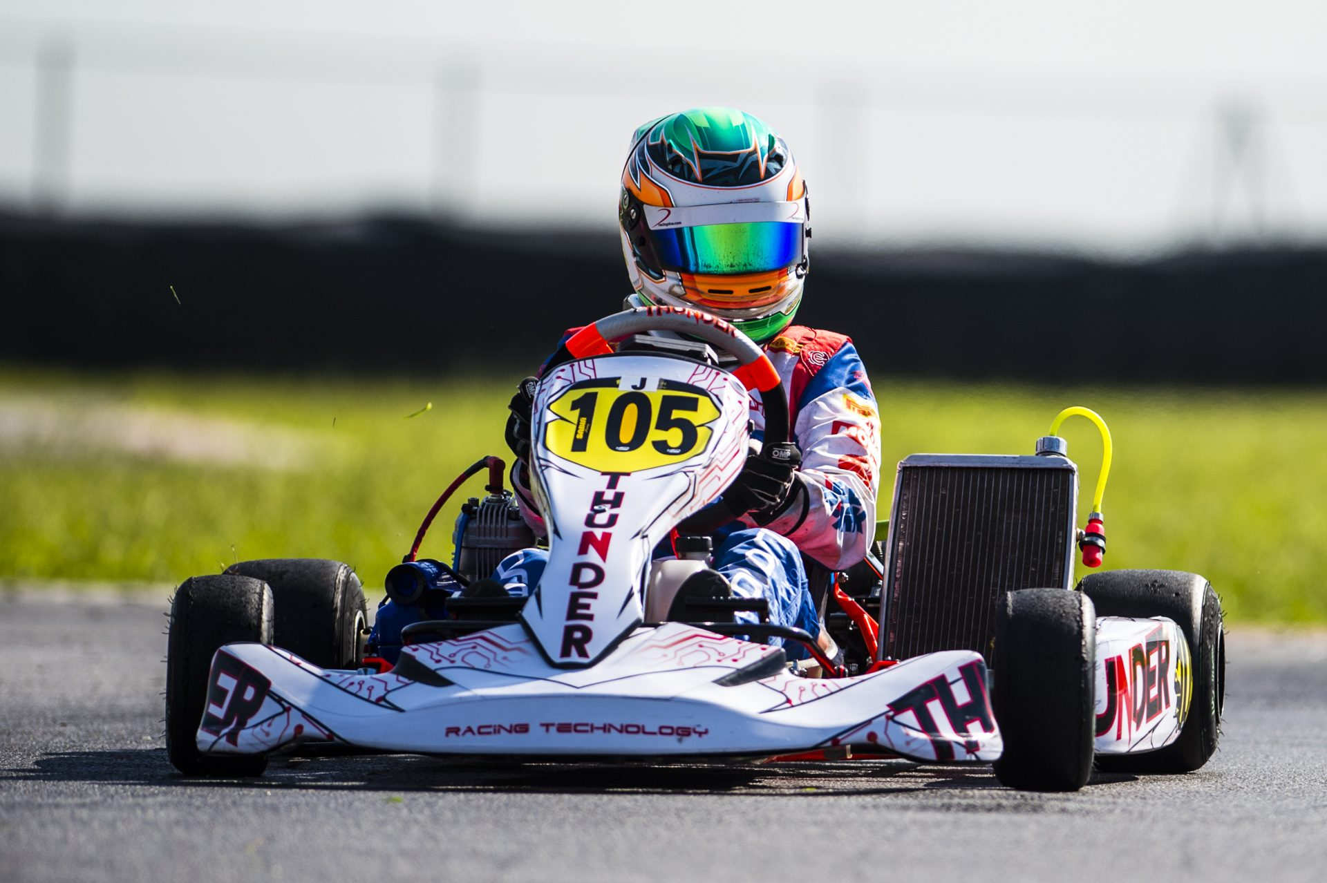 Photo of Kart – Campeão brasileiro de kart, Ricardo Gracia busca seu segundo pódio em Interlagos na temporada