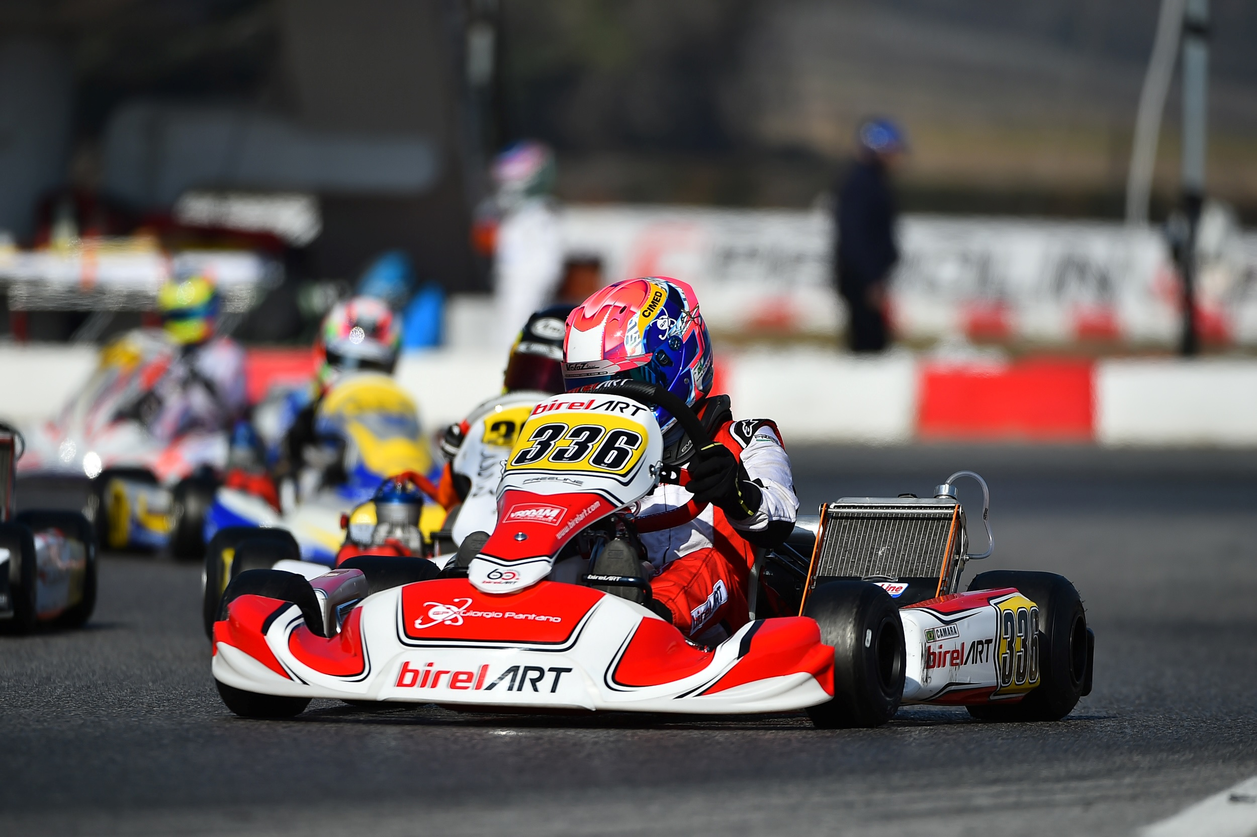 Photo of Kart – Após etapa em Lonato, Rafael Câmara é 3º colocado no WSK Super Master Series de kart
