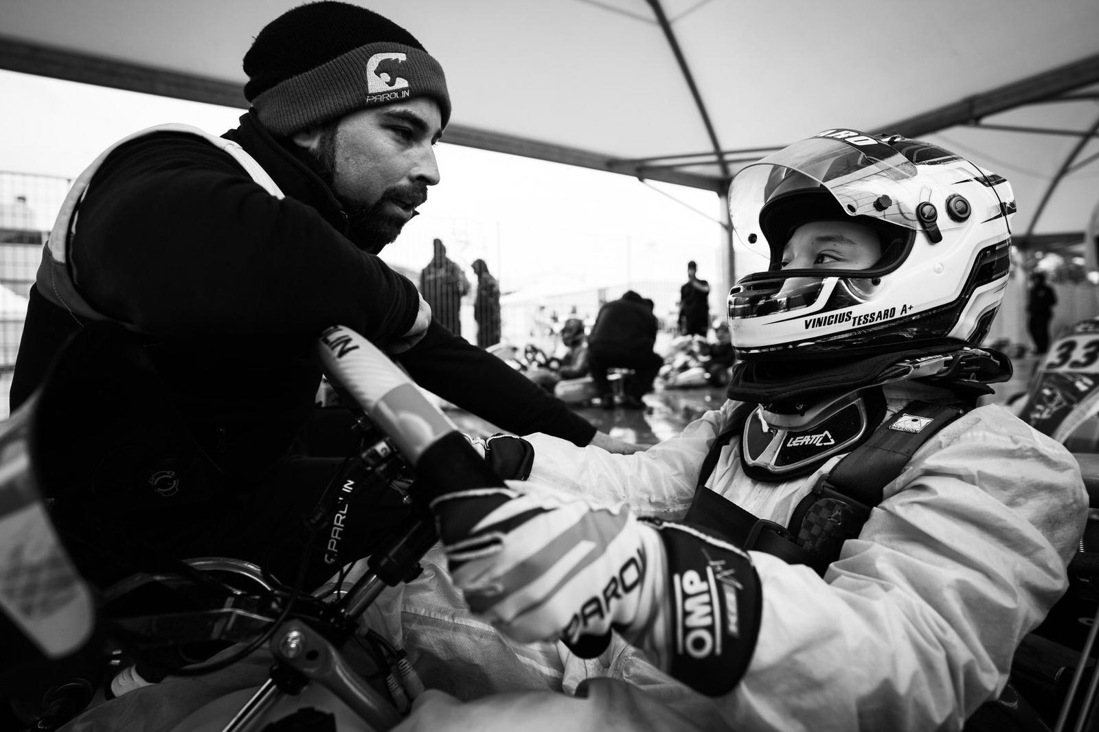 Photo of Kart – Aprendizado foi a tônica da participação de Vinícius Tessaro na 2ª etapa do WSK Super Master Series