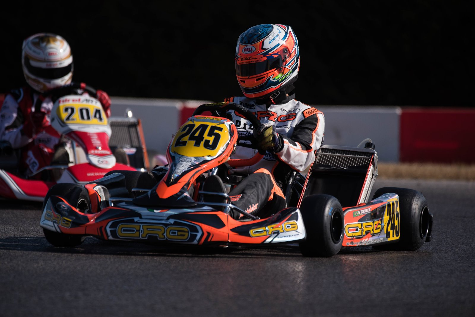Photo of Kart – Acidente tirou pódio de Gabriel Bortoleto no WSK