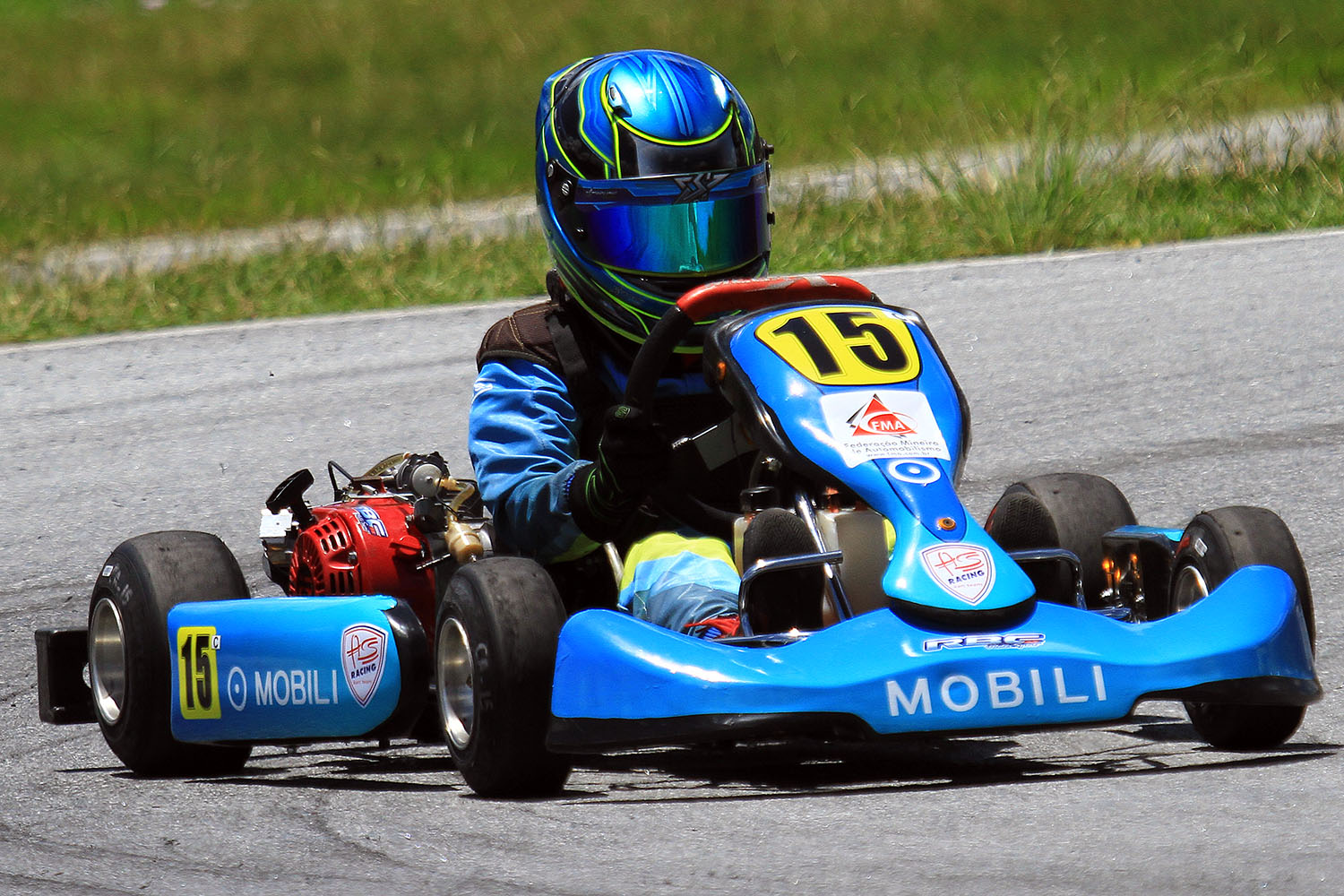 Photo of Kart – Lucas Moura abre Mineiro de Kart no pódio