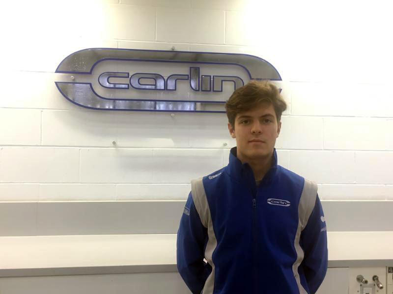 Photo of F3 – Felipe Drugovich disputará o campeonato FIA Fórmula 3 com a equipe Carlin Buzz Racing