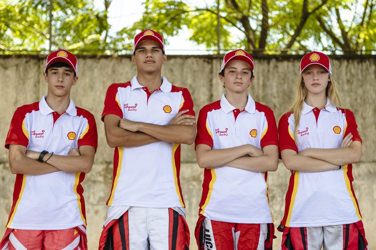 Photo of Kart – Com três novos representantes, Academia Shell Racing estreia com vitória na temporada 2019
