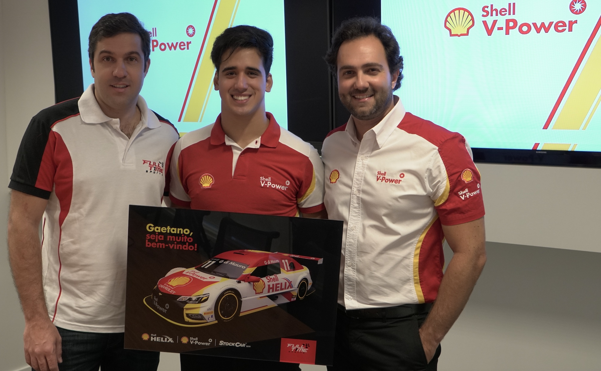 Photo of Stock Car – Academia Shell Racing promove Gaetano di Mauro à Stock Car em 2019