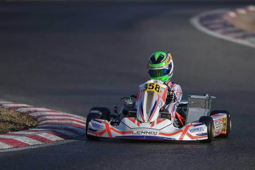 Photo of Kart –  Com boa sequência de resultados, Matheus Ferreira disputa etapa final do WSK Super Master em Sarno