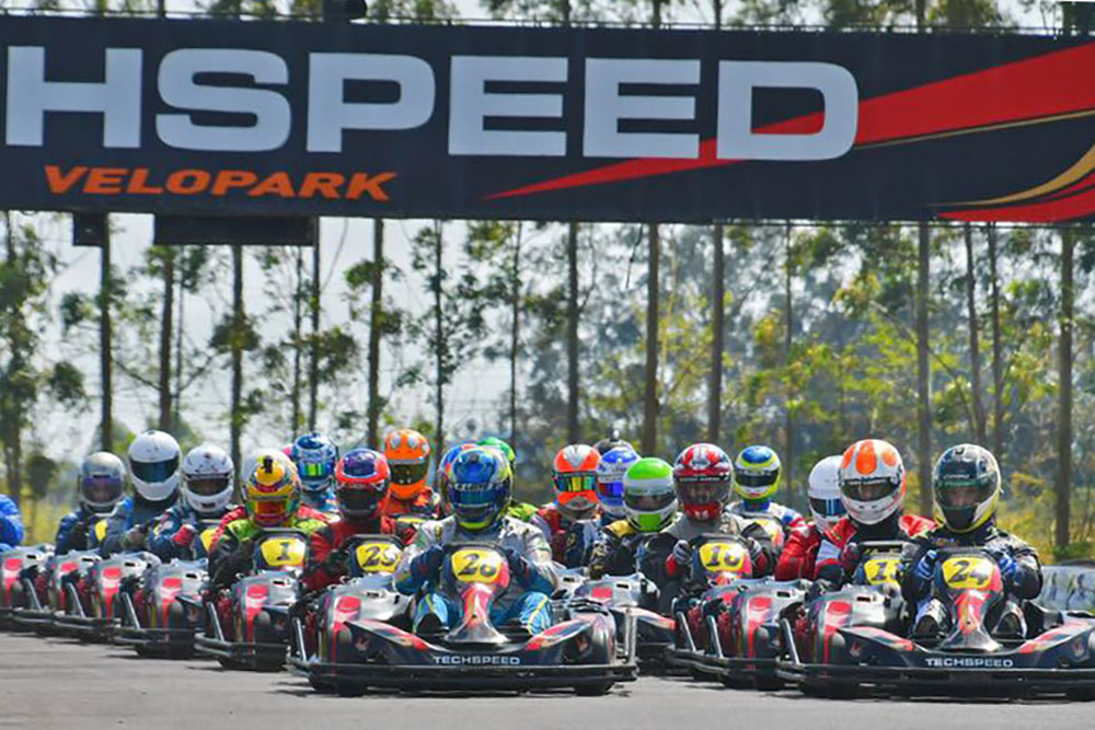 Photo of Kart – Copa América de Kart Indoor divulga regulamento