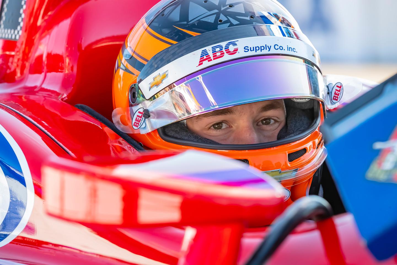"""Photo of Indy Car – Matheus Leist abandona prova em St Pete: """"infelizmente estava no lugar errado na hora errada"""""""