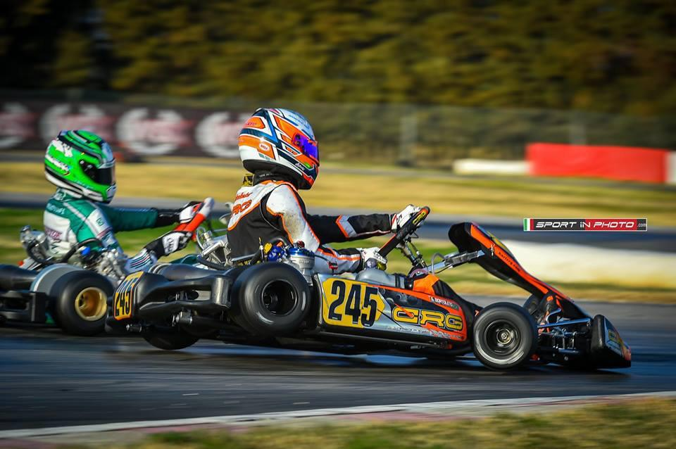 Photo of Kart – No sul da Itália Gabriel Bortoleto foi 14º no WSK Super Master Series