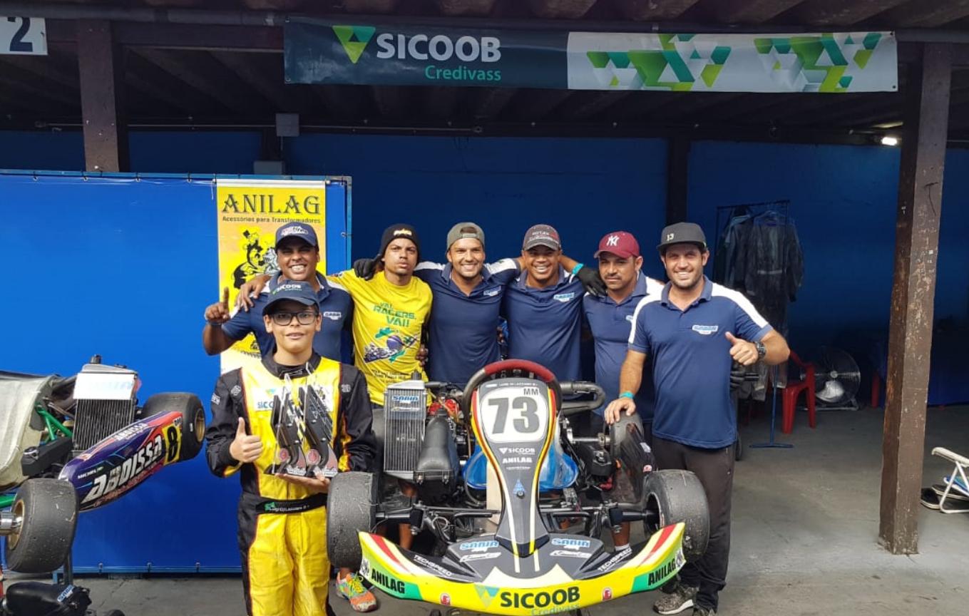 Photo of Kart – Luigi Di Lazzaro superou problemas de saúde e venceu pela 2ª vez consecutiva na Copa São Paulo KGV