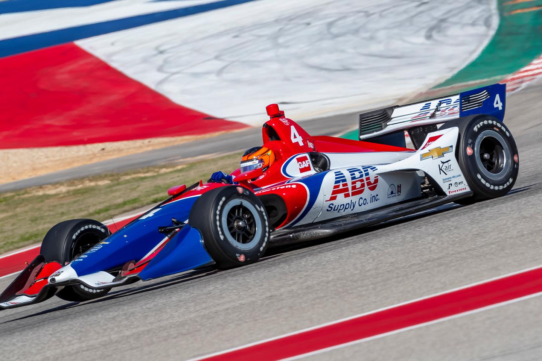 Photo of Indy Car – Matheus Leist estreia no Circuito das Américas em prova especial para a história da Indy