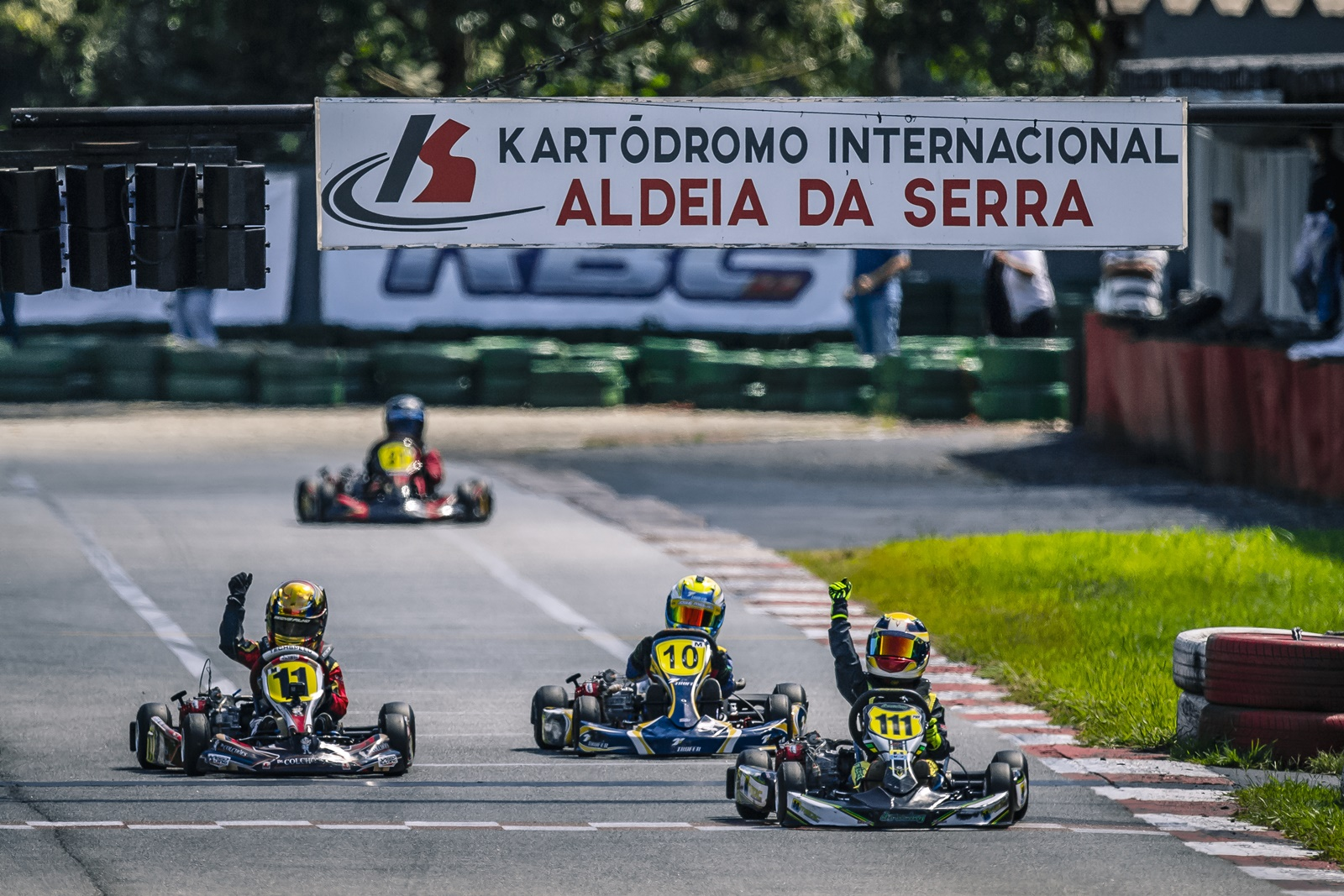 Photo of Kart – Com apenas 8 anos, Augustus Toniolo vence etapa no Paulista Light de Kart na categoria Mirim