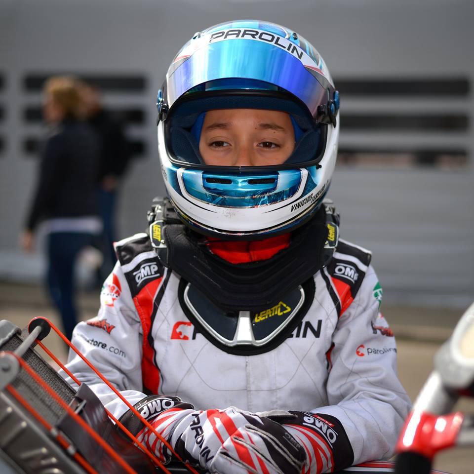Photo of Kart – Vinícius Tessaro encerrou primeira participação no WSK Super Master Series somando muitas lições