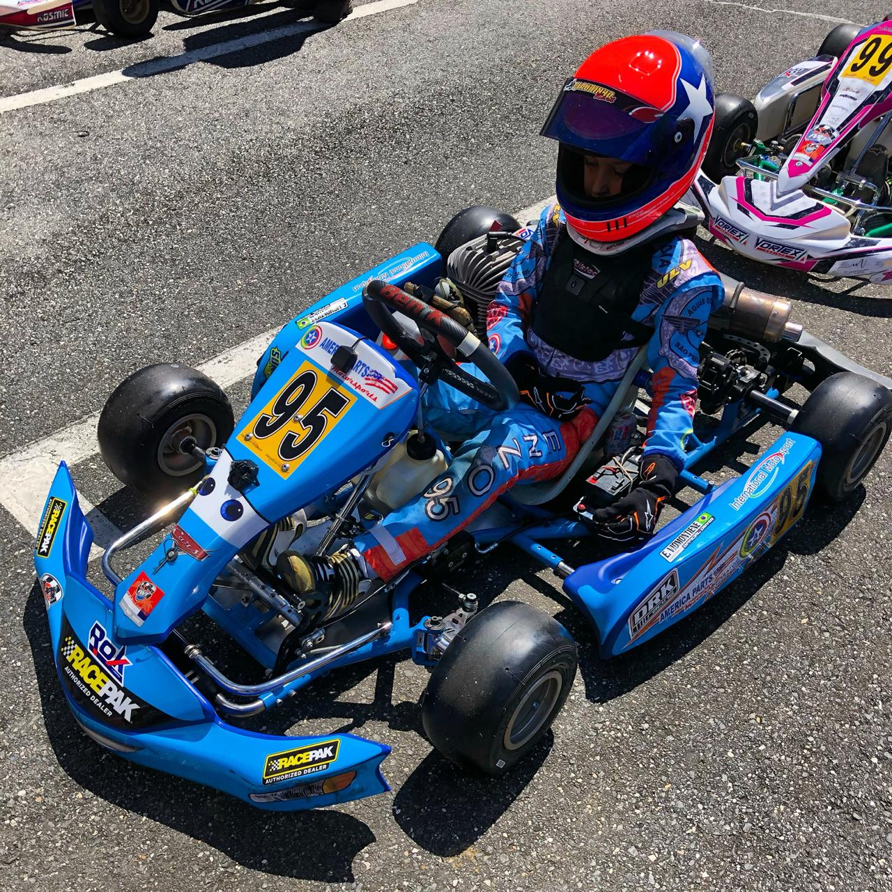 Photo of Kart – Enzo Vidmontiene fecha o Florida Winter Tour com a 4ª colocação