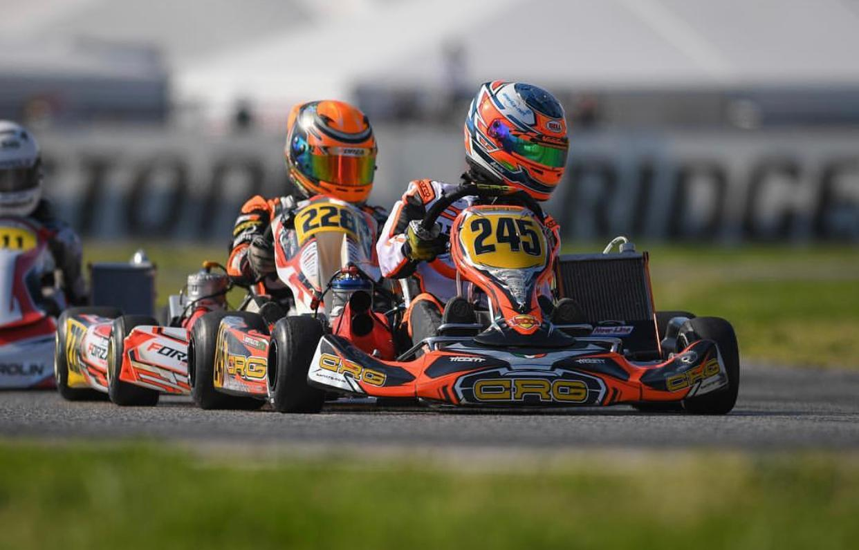 Photo of Kart – Gabriel Bortoleto levou Brasil ao pódio do WSK Super Master