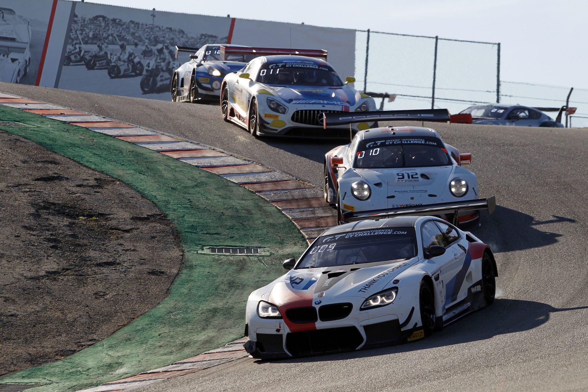 Photo of Endurance – Com top-5 nas 8 Horas da California, Augusto Farfus sobe na classificação do IGTC