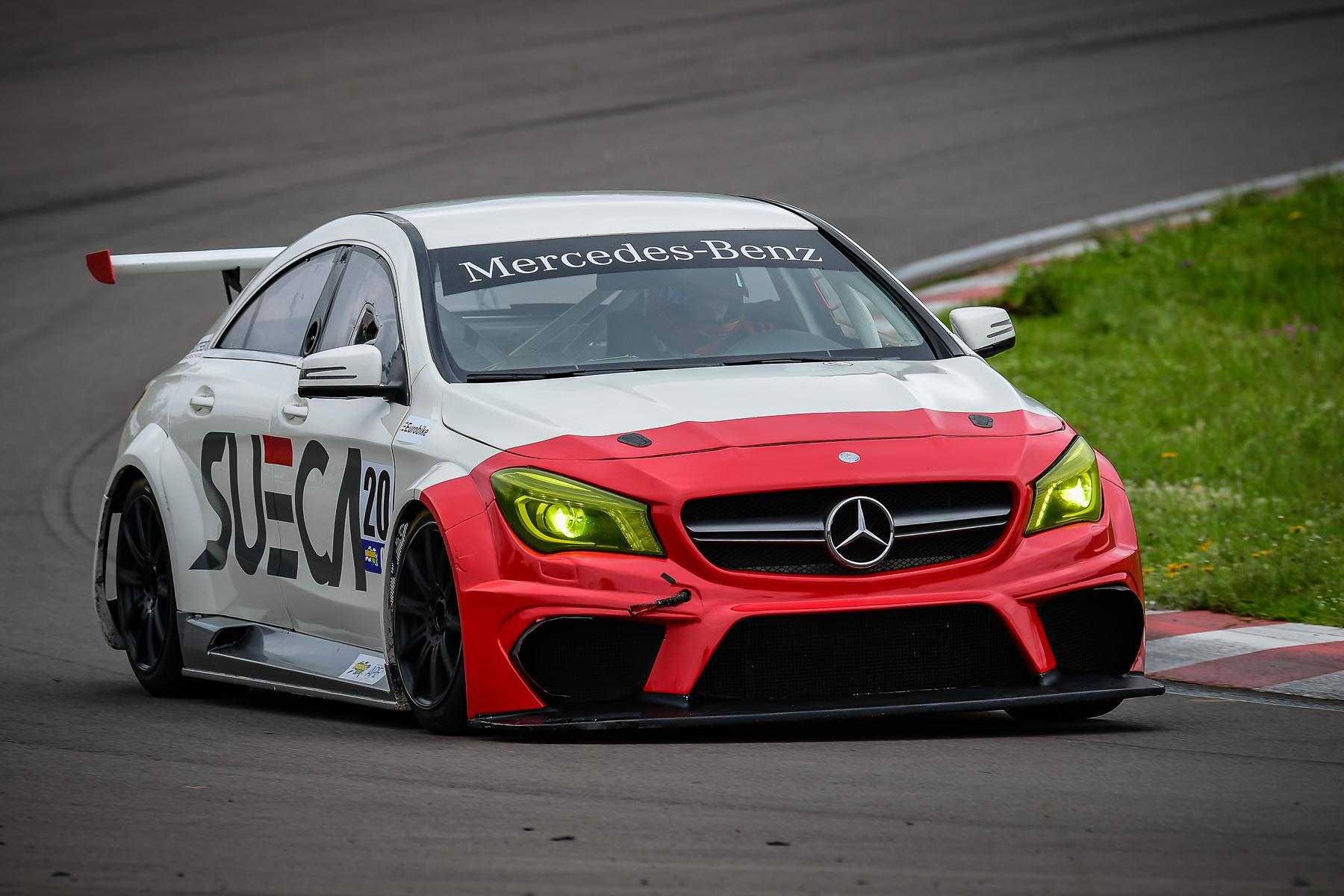 Photo of Super Turismo – CGST: Caleffi/Sena Jr em dupla na Mercedes #20