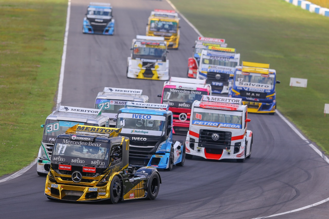 Photo of Truck – Três pódios para abrir a temporada da AM Motorsport