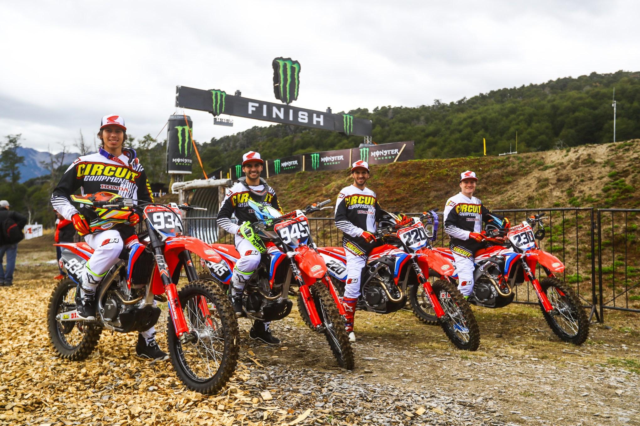 Photo of Motocross – EQUIPE DE MOTOCROSS DA HONDA RACING BRASIL INICIA TEMPORADA NO MUNDIAL DA ARGENTINA