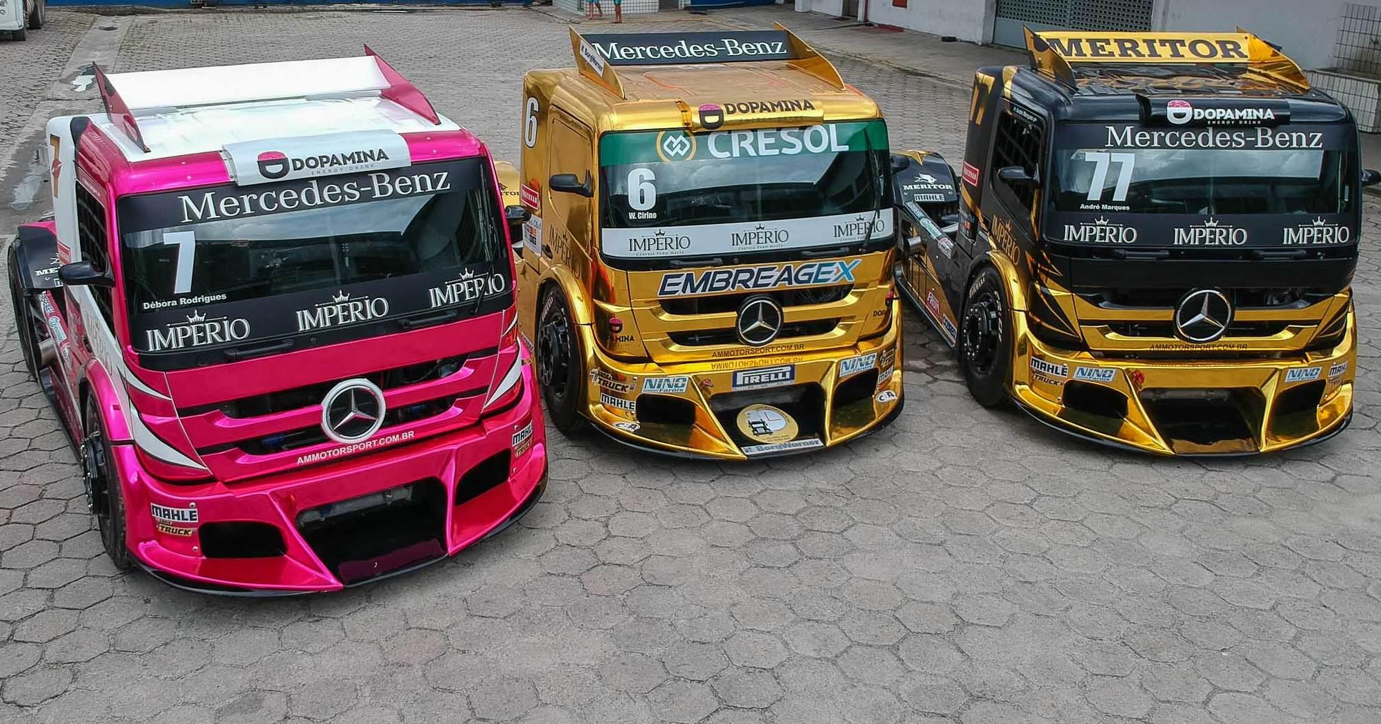 Photo of Truck – Os bonitões estão prontos para ir à pista
