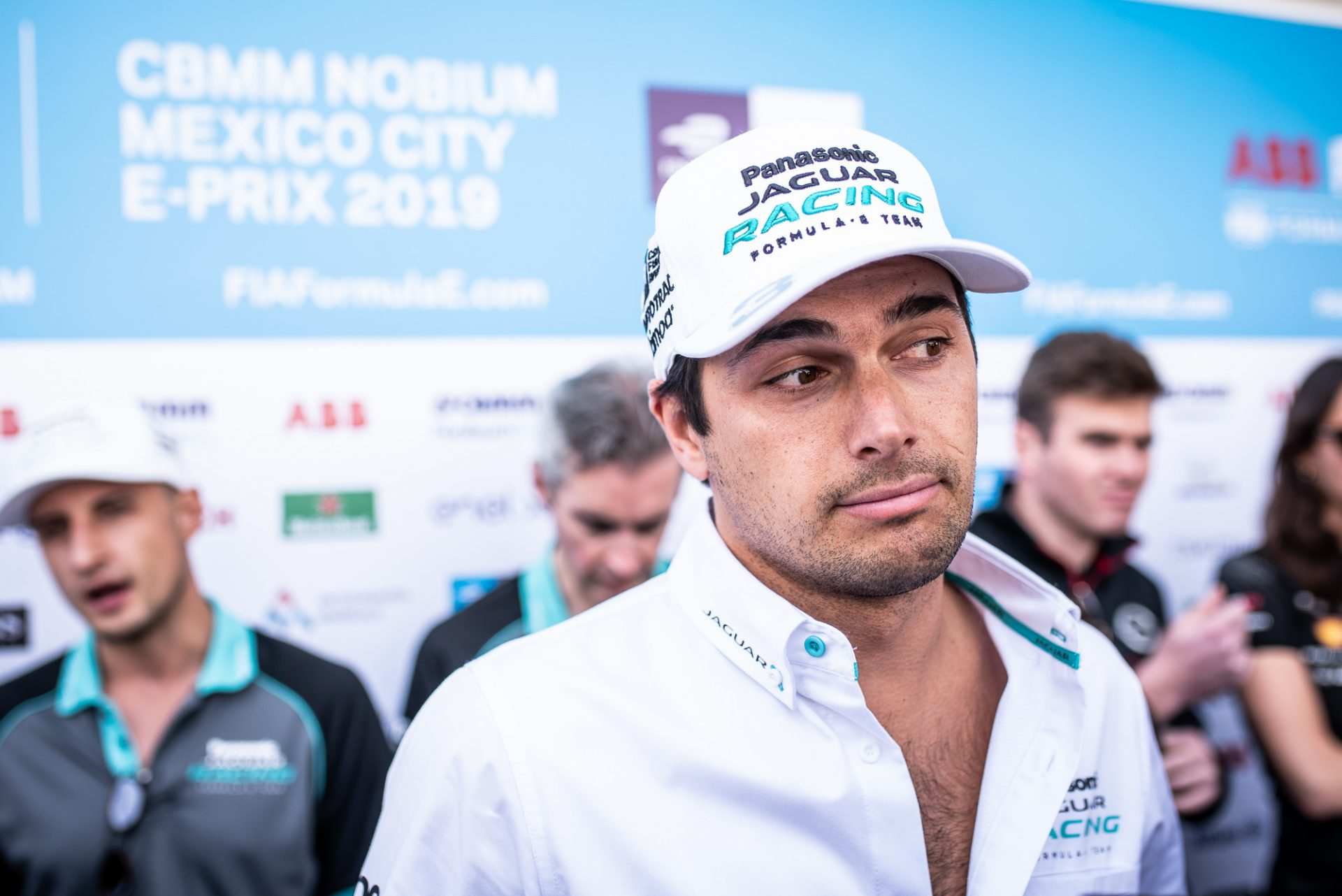 Photo of Formula E – Panasonic Jaguar Racing e Nelson Piquet Jr mutuamente concordam em se separar