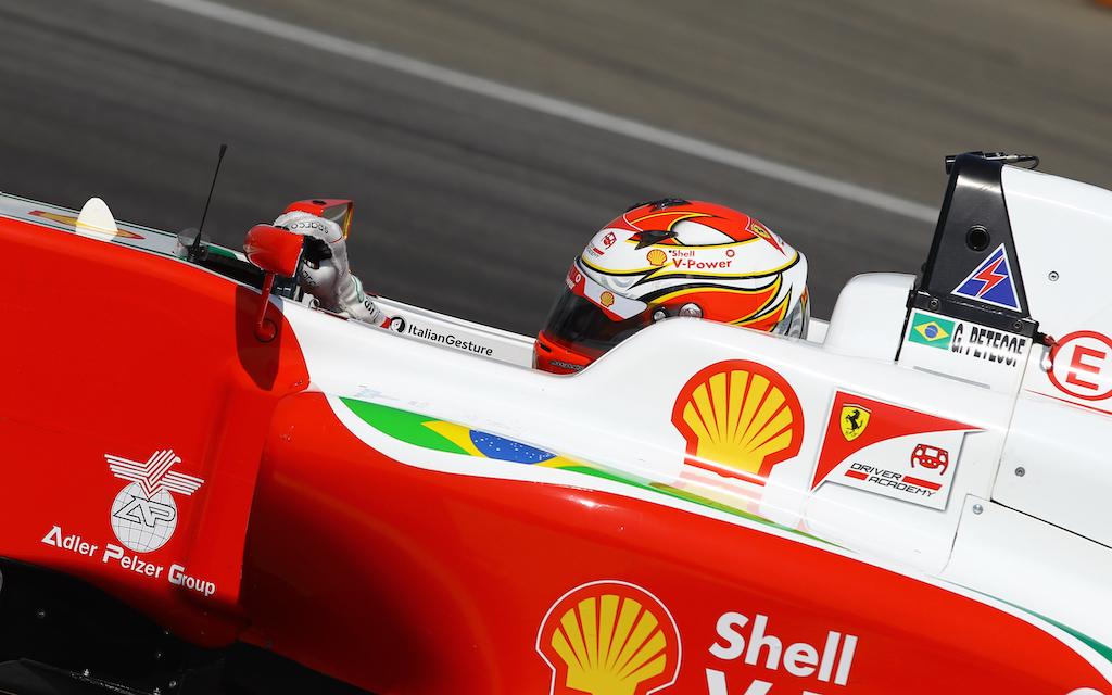 Photo of F4  – Prema Powerteam confirma Gianluca Petecof nos campeonatos Alemão e Italiano da F4