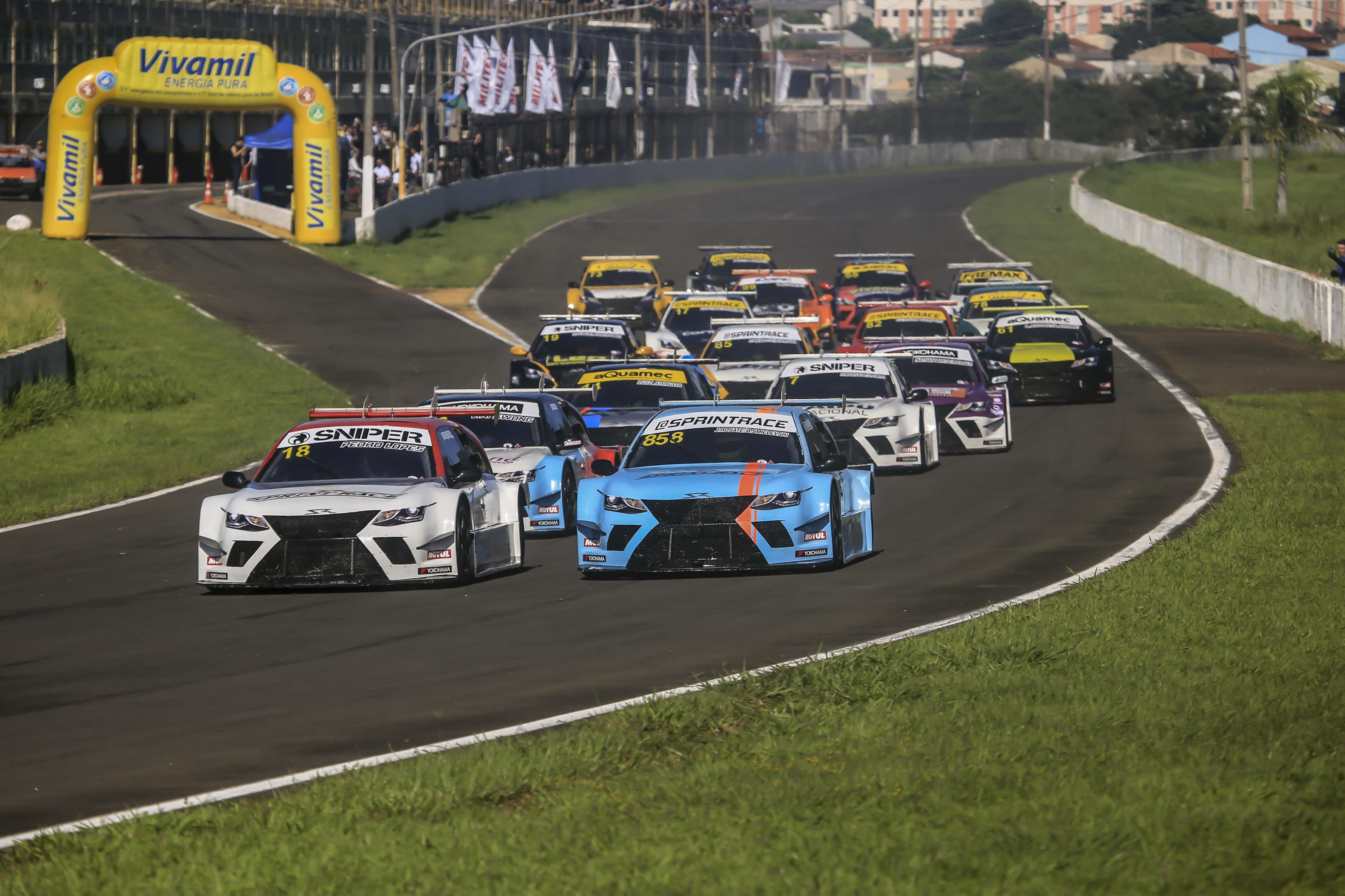 Photo of Sprint Race – 60% do grid são estreantes em ano recheado de atrações