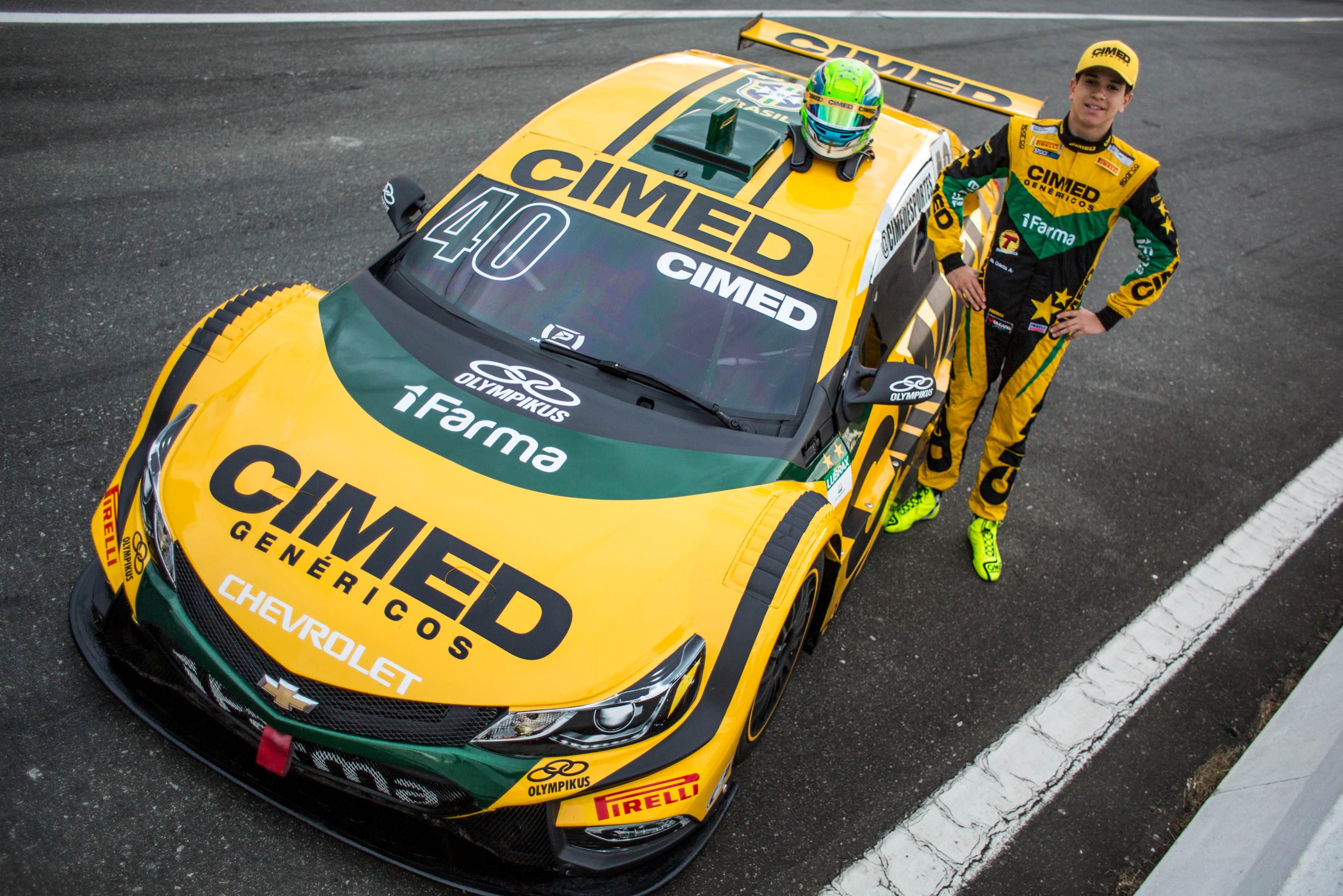Photo of Stock Car – Marcel Coletta estreia na Stock Car como o piloto mais jovem da história da categoria
